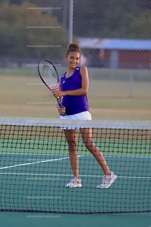 West Bladen tennis doubles 9/23/2019
