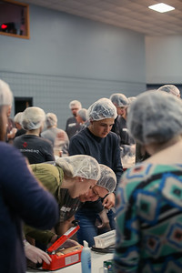 DCC Meal Packing Event
