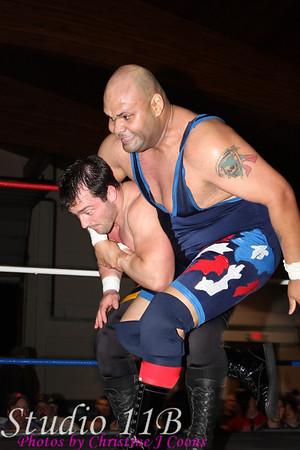 PHW 090509 - Josh Daniels vs Don Vega