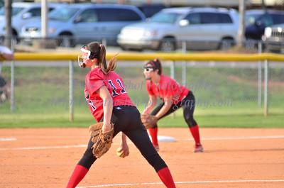 2012-03-29 BHS Softball VS Independence