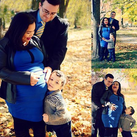 Romero Family Maternity Session