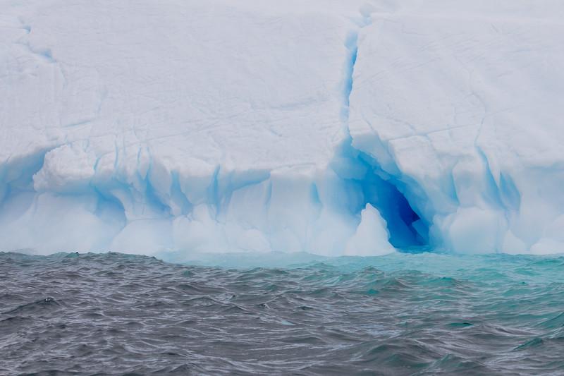 Pleneau island Icescape - Antarctica