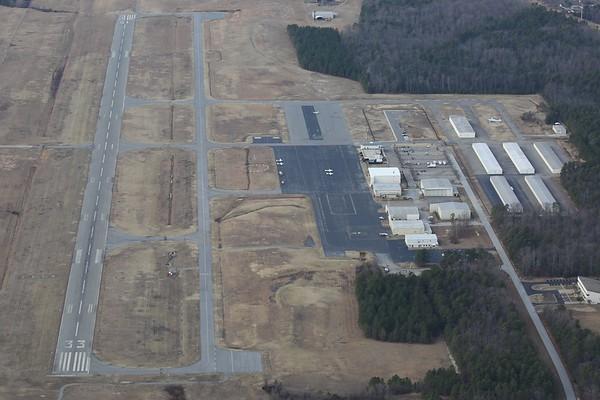 Richmond Executive Airport, 27Jan18