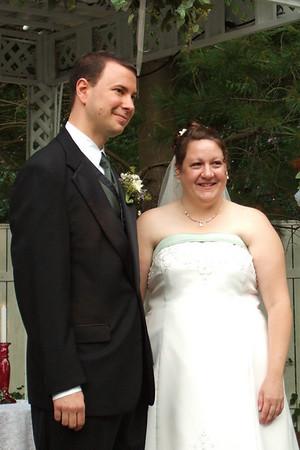 Thad & Shannon's Wedding Ceremony