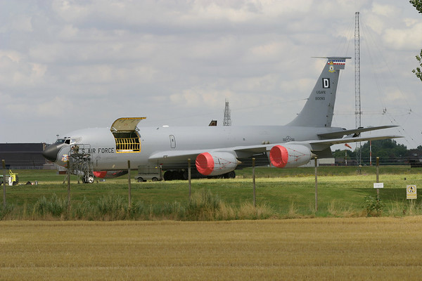 RAF Mildenhall : 29th July