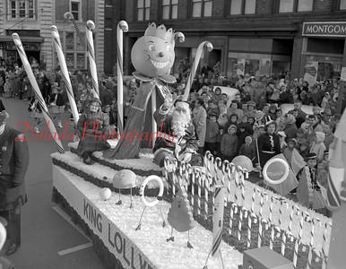 1958, 59, 60, 61 & 62 Parades