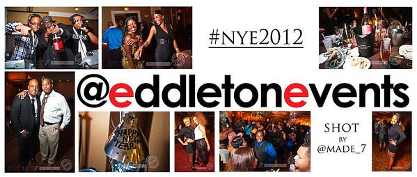 Eddleton Events presents #NYE2012 @ The Omni, N.N. (Shot by @made_7)