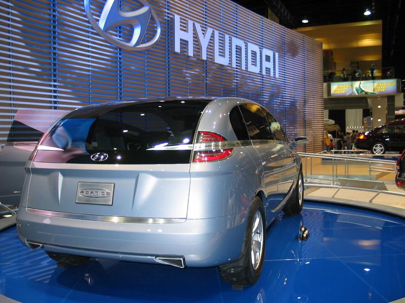Concept Hyundai Portico
