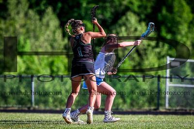 Huntingtown vs Patuxent, Varsity Girls 5-13-21