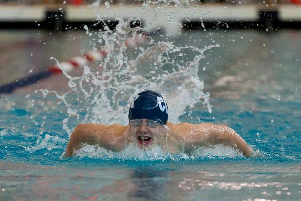 Bill Nixon Memorial Swim Meet 2012
