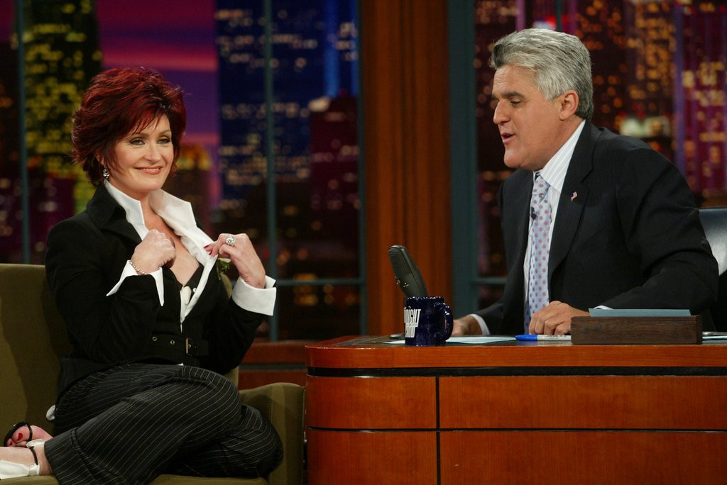 ". <p>10. (tie) SHARON OSBOURNE & JAY LENO <p>And we thought Conan O�Brien was the only person he screwed ... (previous ranking: unranked) <p><b><a href=\'http://www.dailymail.co.uk/tvshowbiz/article-2416431/Sharon-Osbourne-reveals-fling-Jay-Leno-Ozzy.html\' target=""_blank\""> HUH?</a></b> <p>     (Kevin Winter/Getty Images)"