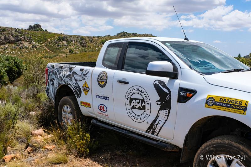 20210104 ASI Vehicle Branding, Cederberg, Western Cape