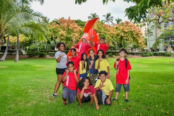 YMCA's Power Scholars Academy Camp