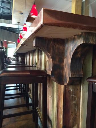 Wooden Corbels