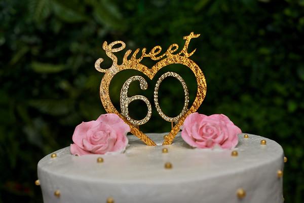 Marta's 60th