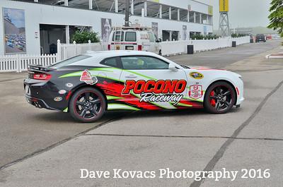 Pocono Raceway Friday 6-3-16