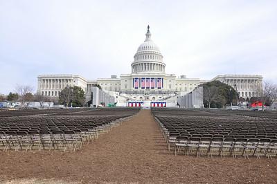 Pre Inauguration