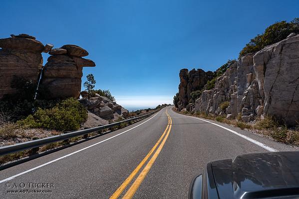 Traveling The Arizona Road