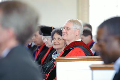 Chapel Convocation 2012 Fall