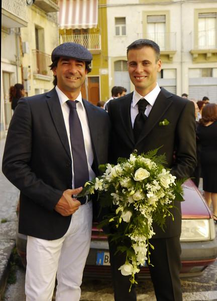 Matrimonio Andrea Muzio e Daniela Stum - Il rito