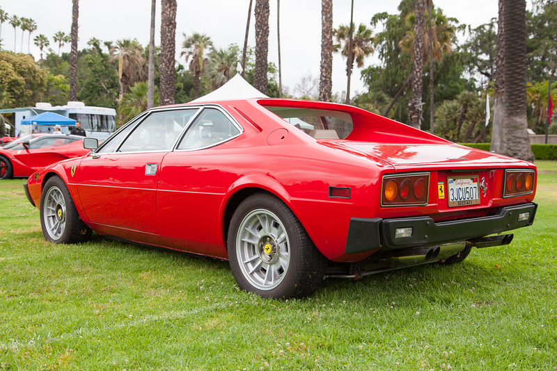 Tom Cacciatore's 1974 Ferrari Dino 308 GT4