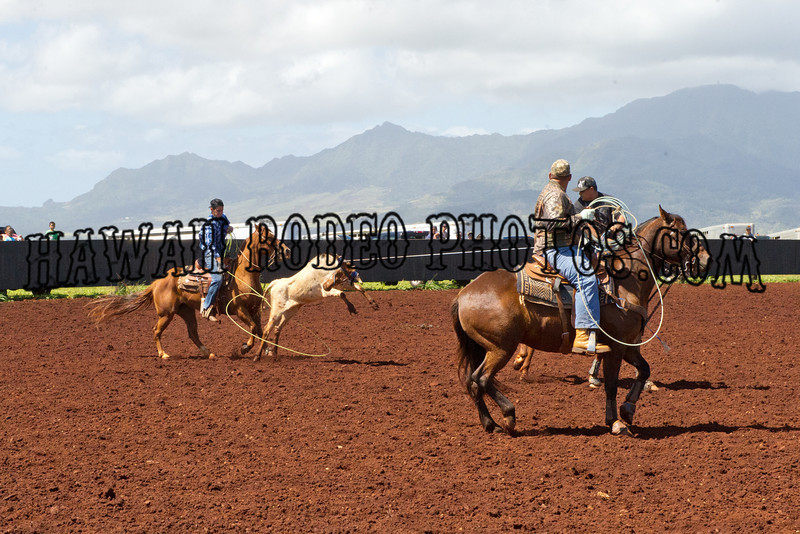 MAUKELE RANCH ROPING