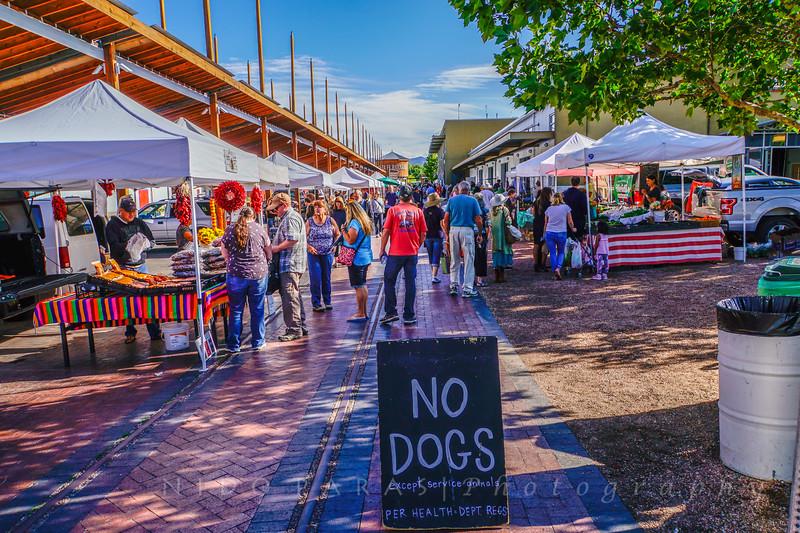 Santa Fe Tuesday Farmers Market
