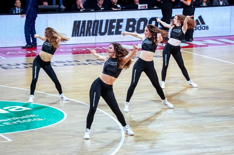 Basketball Euroleague: FC Bayern Muenchen Basketball-Maccabi Fox Tel Aviv