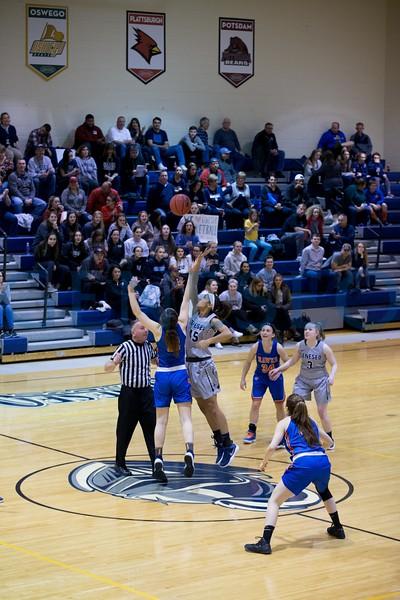 (SUNYAC Semifinals) Women's Basketball vs. New Paltz