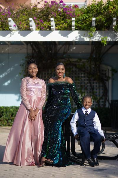 Nquander Jennings Family