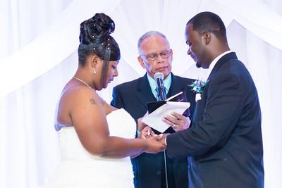 Latoya & Jermaine - Ceremony