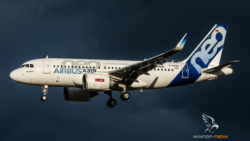 Airbus Industries / Airbus A319-151N Neo / AVWA