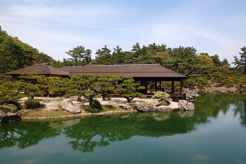 Kikugetsu-tei Teahouse