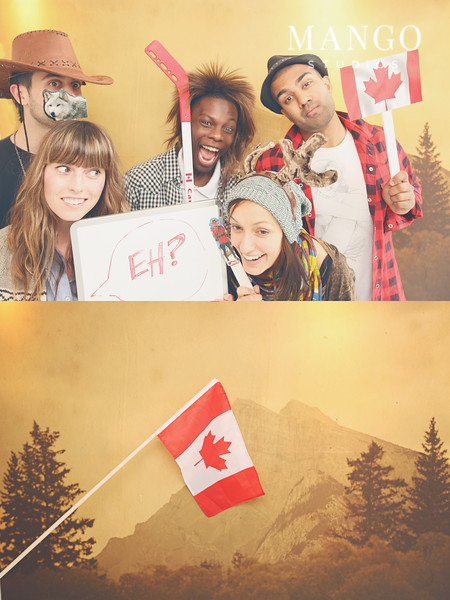 Smilebooth Canada Launch Party