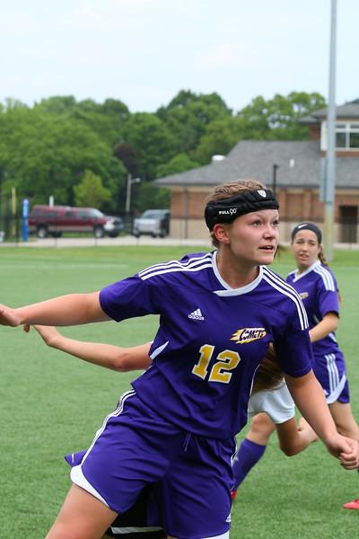 Soccer Girls  Reg'l vs. Holland Black River - KCHS - 6/4/15