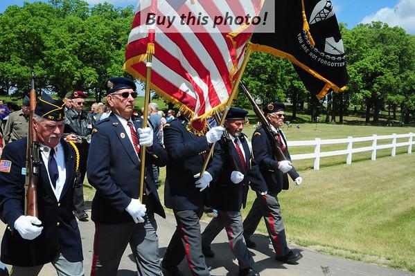 Grove Lake Memorial Parade 05-30