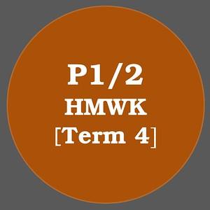 P1/2 HMWK T4