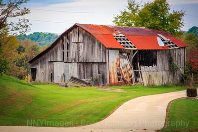 West Virginia & Ohio Barns