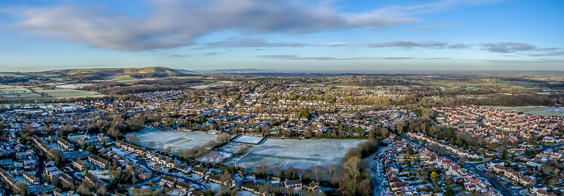 Hassocks from the Air 12