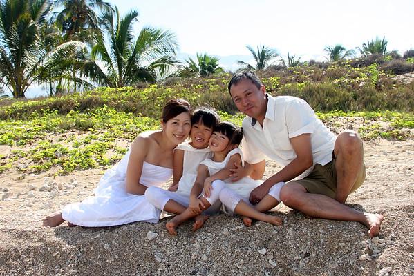 Takechi Family