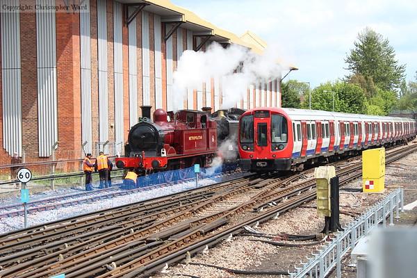 Steam on the Underground
