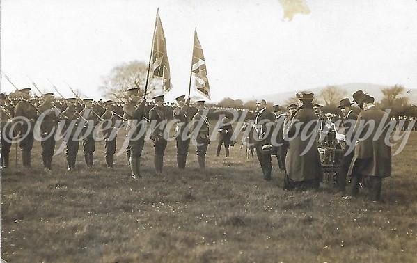Ulsters Volunteers 1912-1914-1918