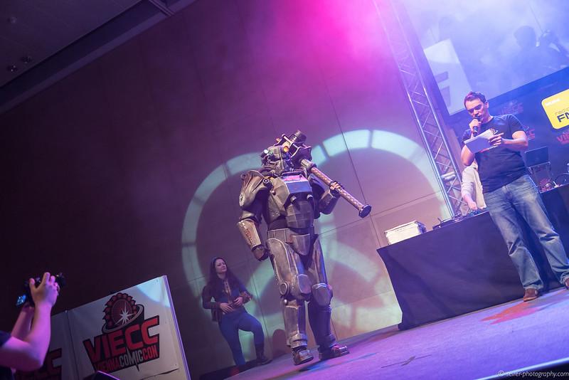 Vienna ComicCon Cosplay Contest 2015
