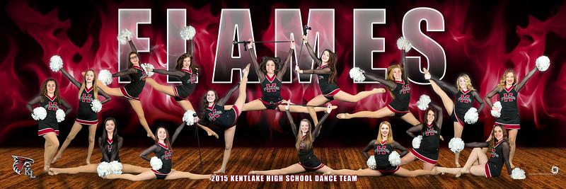 2015 Kentlake Dance Team