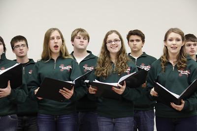 Carl Sandburg HS Choirs
