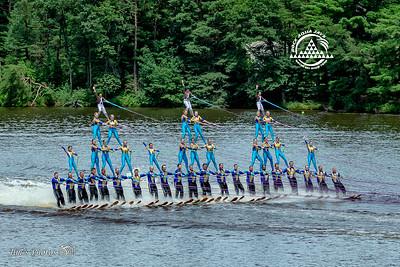 Waterski - Rock Aqua Jays [d] July 21, 2019 - Wis State Tournament