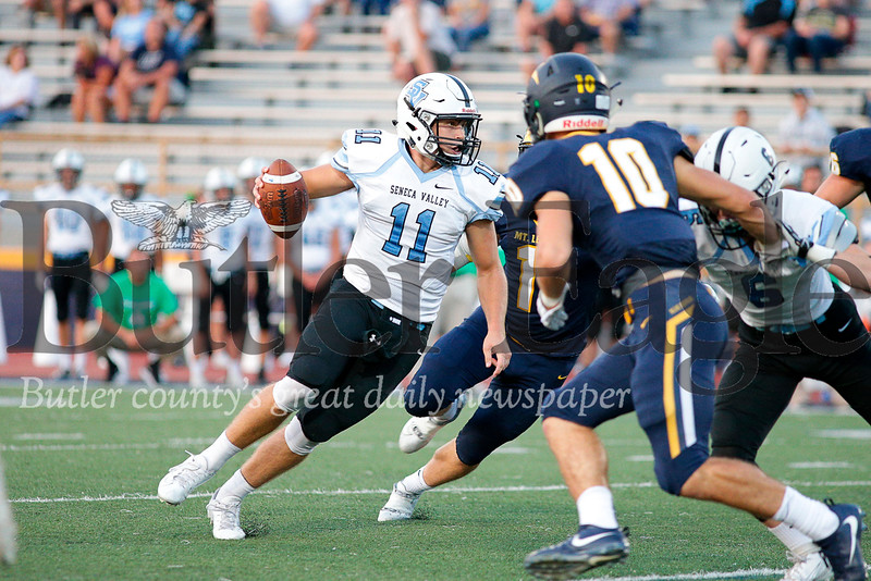 Seneca Valley vs Mt Lebanon Football