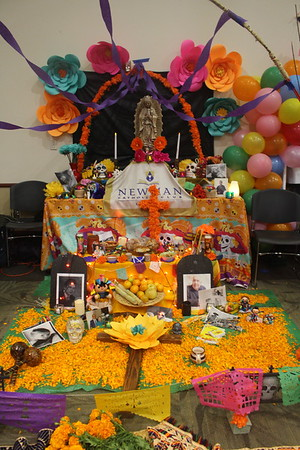 Thanksgiving and Dia De Los Muertos 2017
