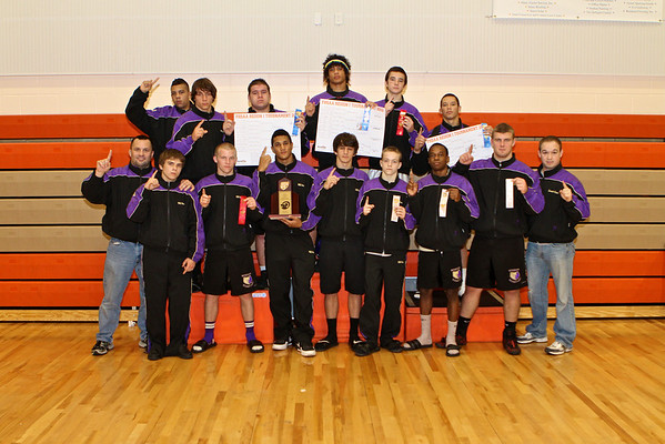 2012 Regional Team Pic