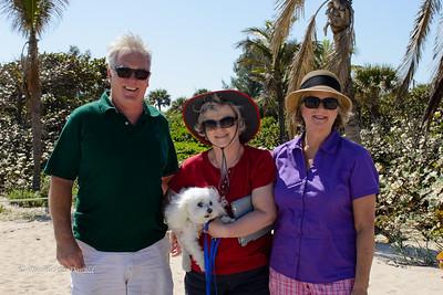 2013-02-20 Ft. Pierce Bob, Lindy, Barry, Florence